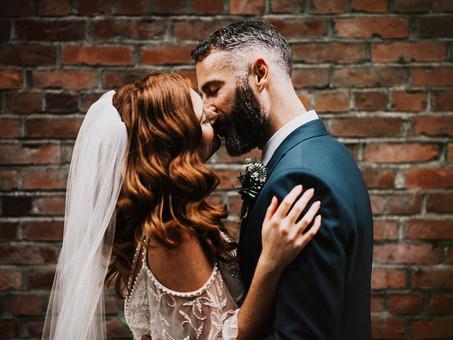 Relaxed Elegance: Ciara & Graham's Millhouse Wedding
