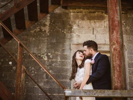 DIY Irish Wedding at The Millhouse