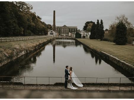 RELAXED MILLHOUSE WEDDING // REBECCA + BRIAN