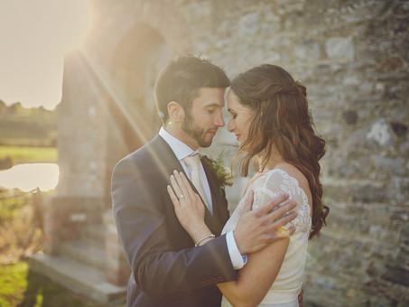 Elizabeth & Ruairi | The Millhouse Slane Wedding co. Meath
