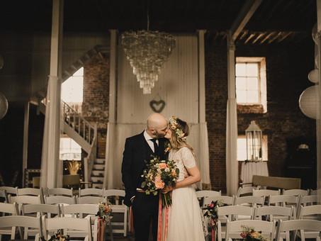 L + M – The Millhouse Slane Wedding
