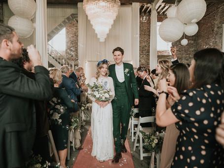 Speeches at Millhouse Wedding Venue - Cian & Ciara's Wedding