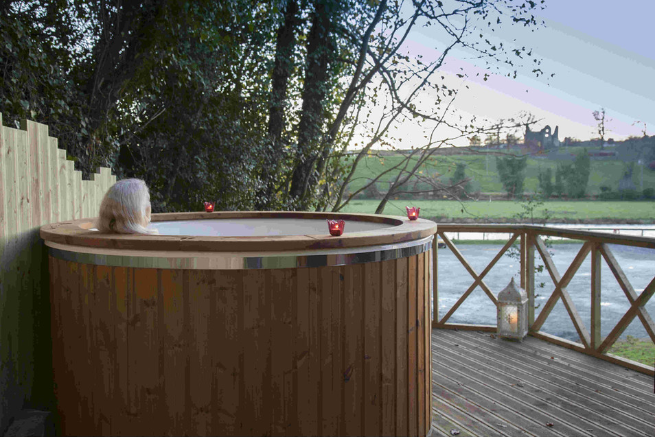 Hot Tub Hen Party