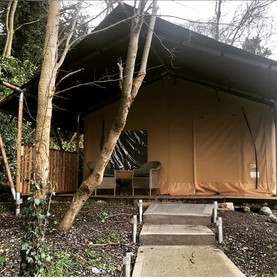 Glamping hen party louth