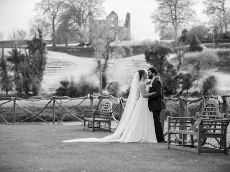 The amazing wedding day of Jennifer Tweed and Alan Keegan