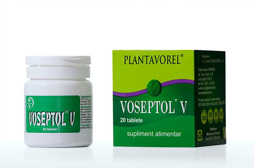 Voseptol V 20 cpr
