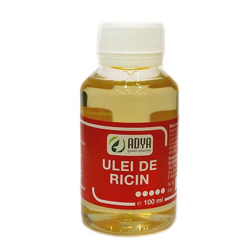Ulei de ricin 100 ml ADYA GREEN