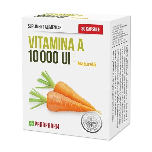 Vitamina A 10000 UI 30 cps