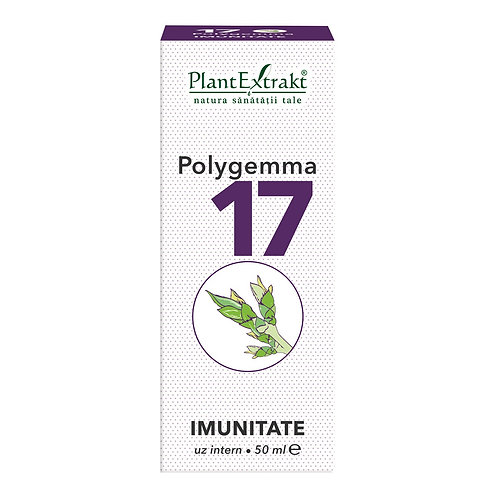Polygemma 17 Imunitate, 50 ml