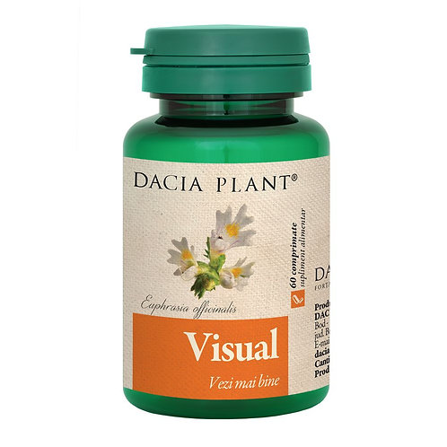 Visual Dacia Plant 60 cpr