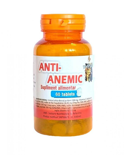 ANTI-ANEMIC MEDICER 60 TABLETE