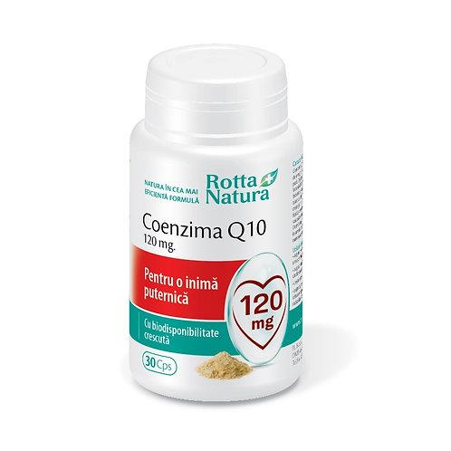 Coenzima Q10 120 mg 30cps