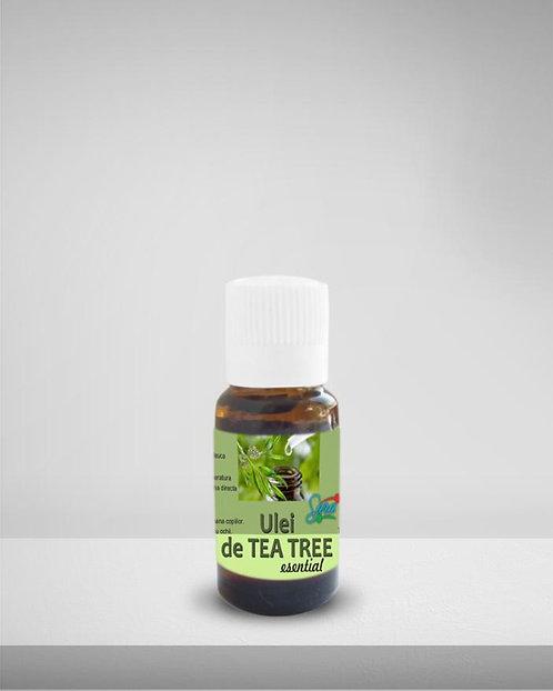ULEI ESENTIAL DE TEA TREE 10 ML MEDICER