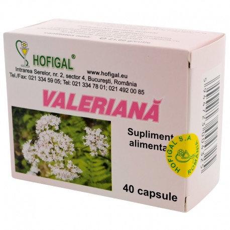 VALERIANA 40CPS