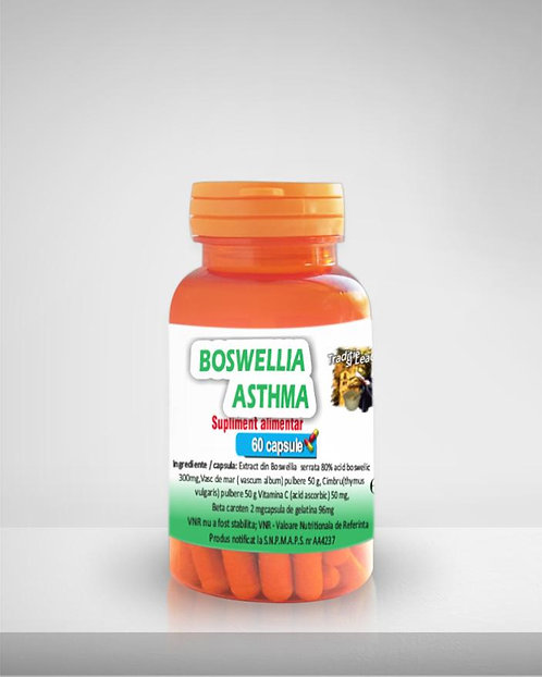 BOSWELLIA ASTHMA EXTRACT MEDICER