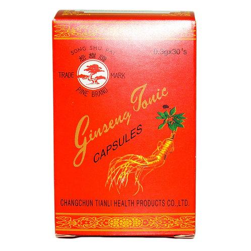 Gingseng tonic 30 cps