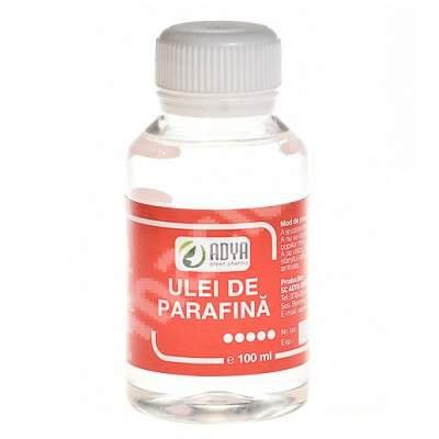 Ulei de parafina, Adya Green Pharma, 50 ml