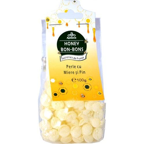 Perle cu miere si pin 100 gr