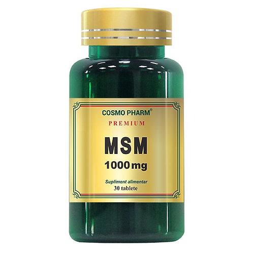 MSM 1000mg premium 30 tablete