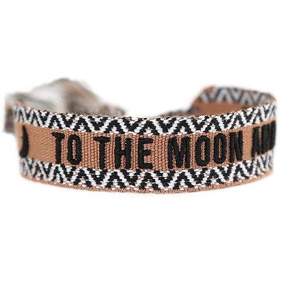 "Armband "" To the Moon"""