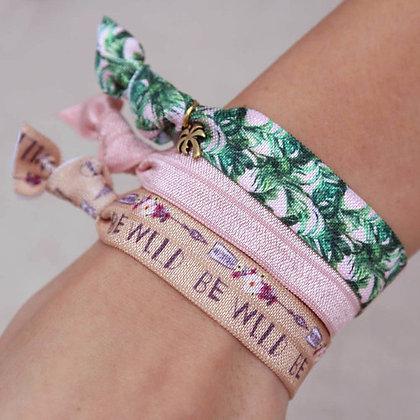 Armbandset Be Wild