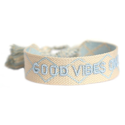 Good Vibes only Armband