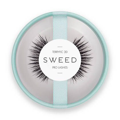 Sweed LASHES TERRYFIC 3D