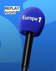 Replay Europe 1 avec Cecilia Commo
