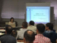 親子ネット関西主催講演会1