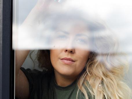 Portraits Through Windows