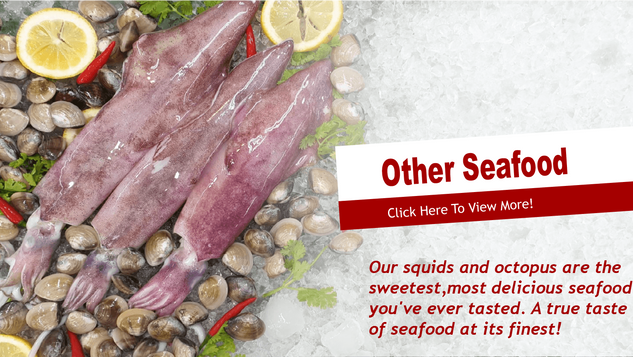 View Other Seafood...
