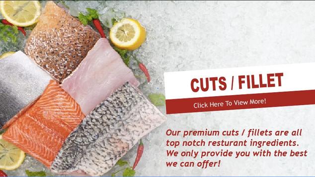 View Cuts /Fillet...