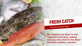 View Fresh Catch...