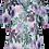 Thumbnail: Top met paarse bloemenprint