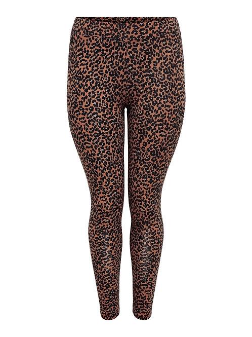 Legging in luipaardprint