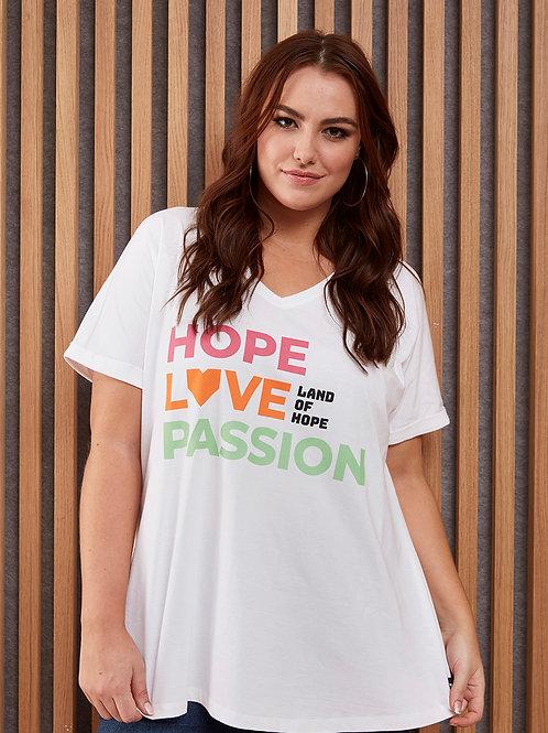 T-shirt Land of Hope