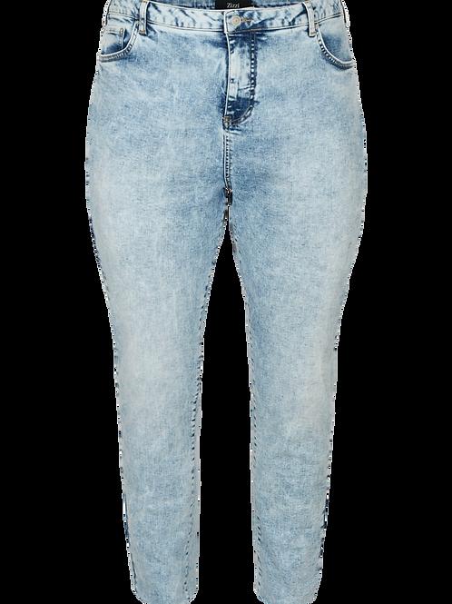Mom jeans van Zizzi