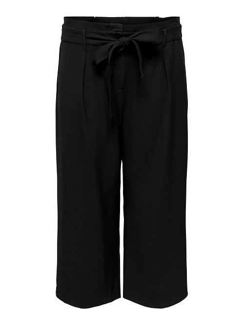 Culotte met paperbag taille
