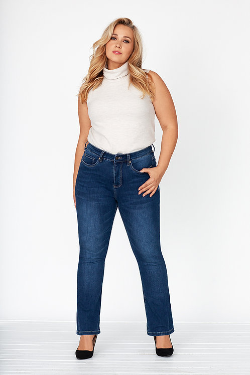 Fox Factor Bili jeans