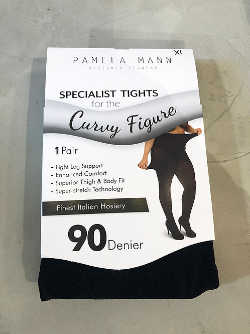 Superstretch panty 90 denier