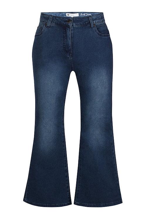 Flared jeans van Zhenzi
