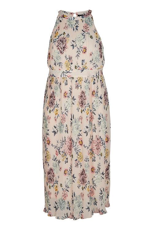 Maxi-jurk met romantische bloemenprint