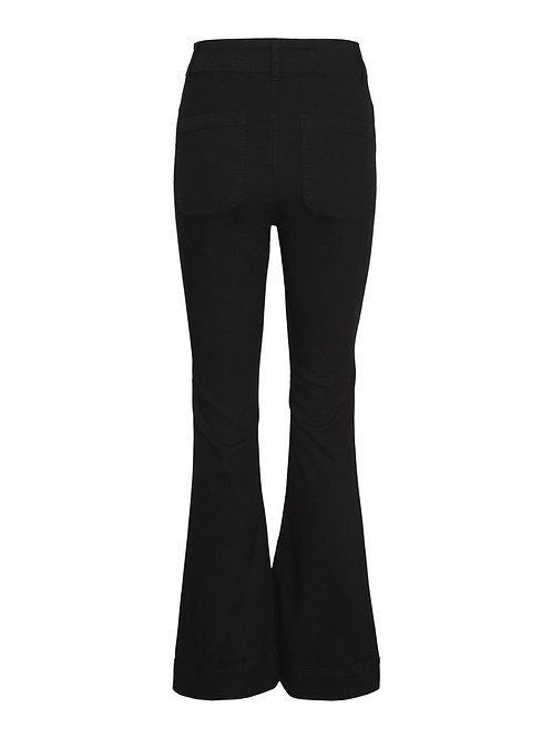 Flared jeans van Vero Moda Curve