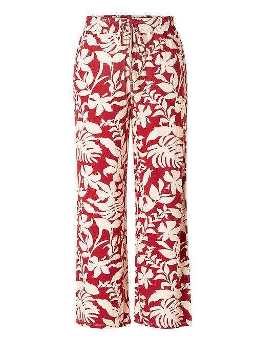Pantalon in bloemenprint Jaiyenna