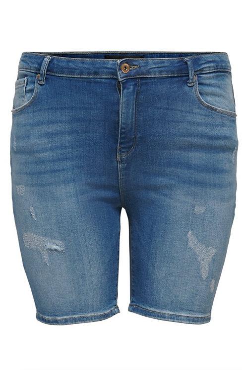 High waist jeans shortje Laola