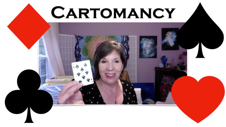 Cartomancy; Readings From Playing Cards
