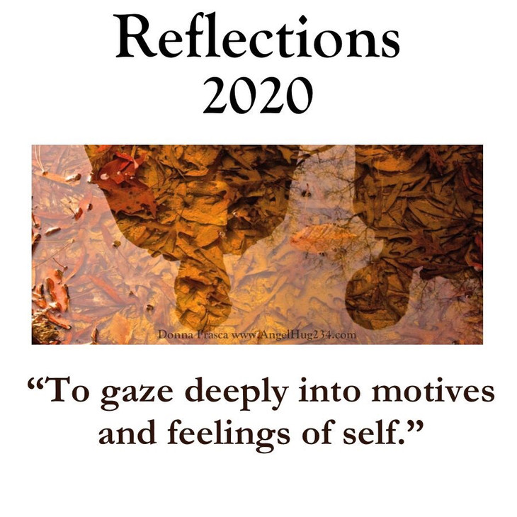 Reflection Is The Keyword for 2020