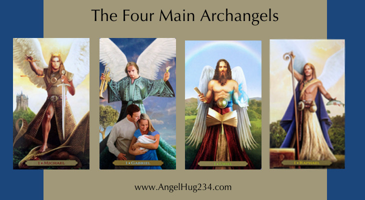 ZOOM Class: The Four Main Archangels