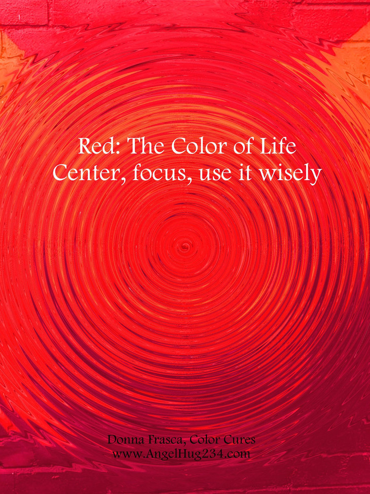 How Can I Use Color To Help Me Focus In My Life?