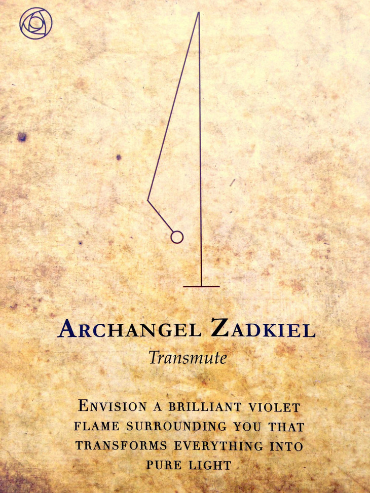 Archangel Zadkiel Creates A Holding Space For You